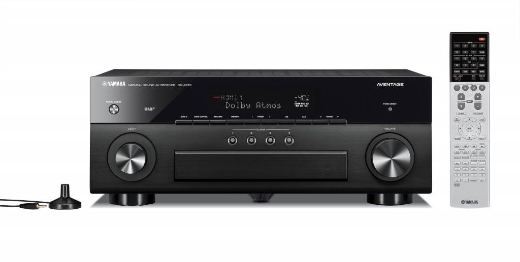 Yamaha RX-A870 surround receiver