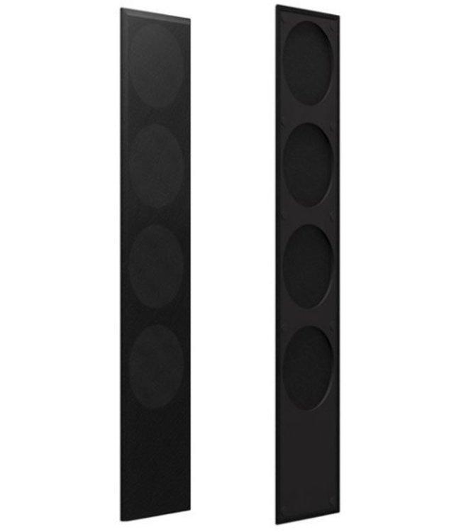 KEF Q-550 grille set zwart