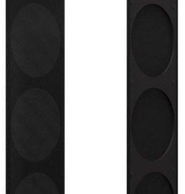 KEF Q-950 grille set zwart