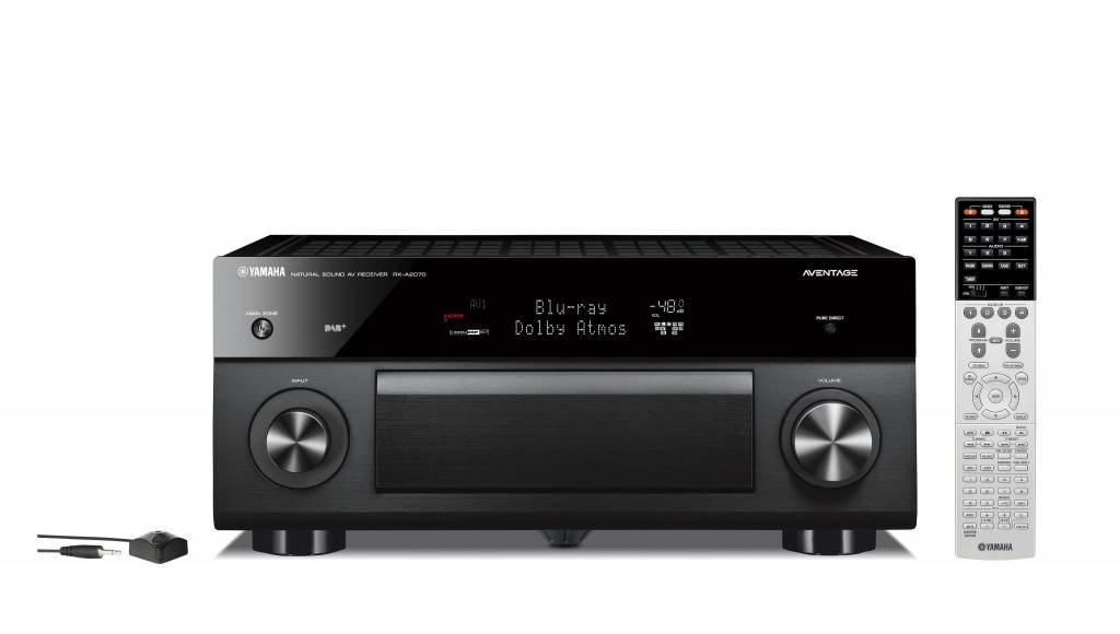 Yamaha RX-A2070 surround receiver