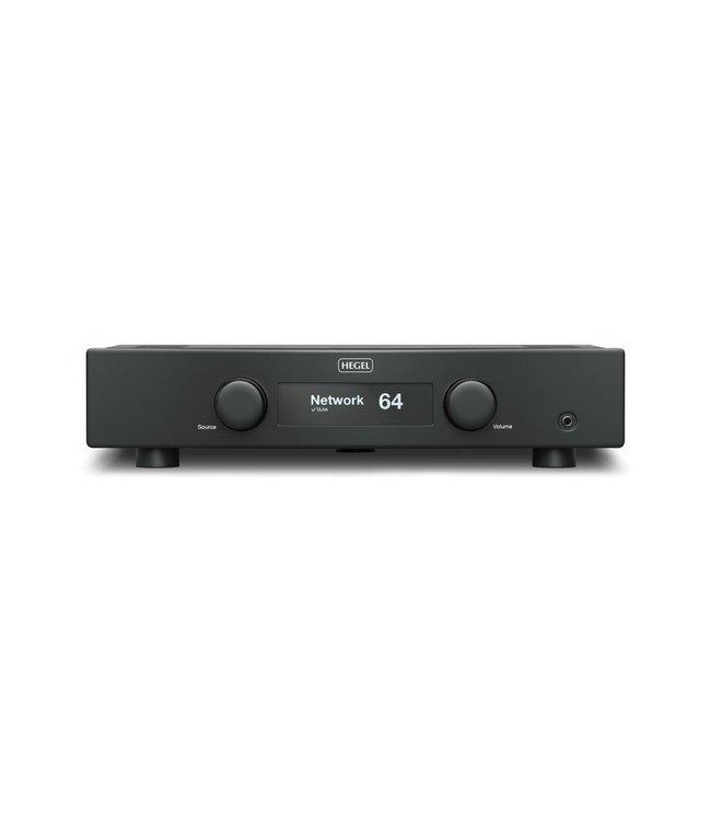 Hegel H90 stereo versterker/streamer/dac