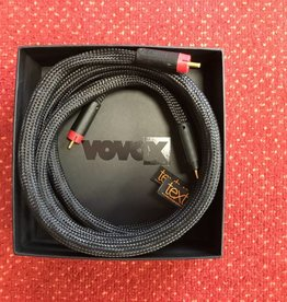 VOVOX TEXTURA IC PROTECT RCA BULLET 1M SET