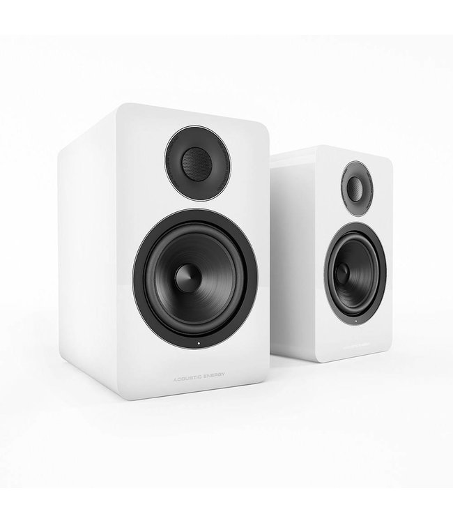 Acoustic Energy AE-1 actieve luidspreker set