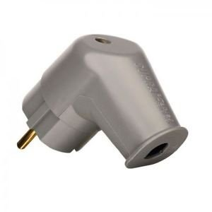 Supra Cables LoRad Earthed mains plug SW-EU
