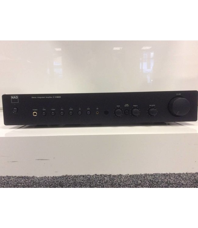 NAD Stereo Integrated Amplifier C 316BEE (OCCASION)