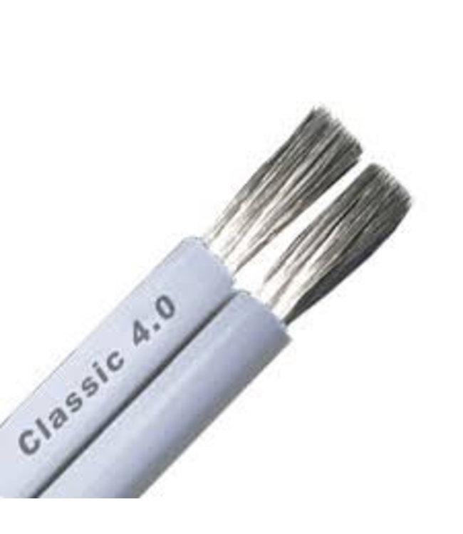 Supra Cables Cassic 4.0 mm² blauw