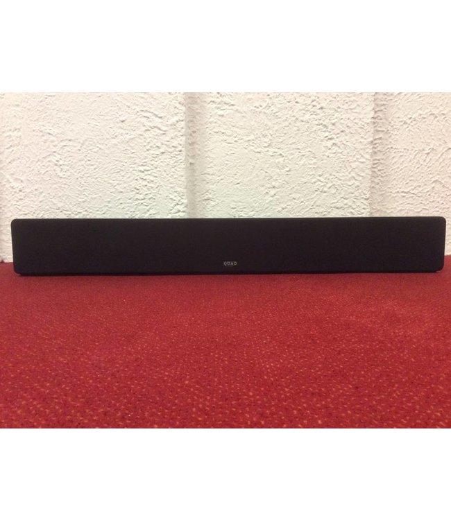 Quad L-ite Lcr Passieve L+R+C  speaker zwart hooglans (Ocassion)