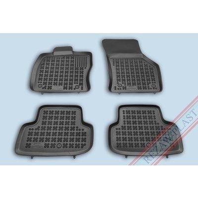 Rezaw Plast Gummi Fußmatten für Volkswagen Golf VII, VII Variant / Audi A3