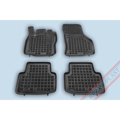 Rezaw Plast Gummi Fußmatten für Volkswagen Arteon