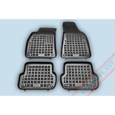 Rezaw Plast Gummi Fußmatten für Audi A4 B6 B7 Avant