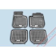 Rezaw Plast Gummi Fußmatten für Audi A3 I