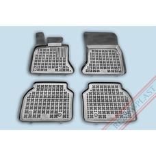 Rezaw Plast Gummi Fußmatten für BMW 5 F07 GT