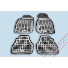 Rezaw Plast Gummi Fußmatten für Audi A6 C5