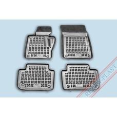 Rezaw Plast Gummi Fußmatten für BMW X3 E83