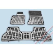 Rezaw Plast Gummi Fußmatten für BMW X5 E70 / X6 E71