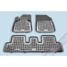 Rezaw Plast Gummi Fußmatten für Citroen C4 Picasso II