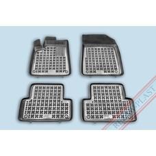 Rezaw Plast Gummi Fußmatten für Citroen C5 I