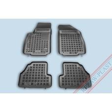 Rezaw Plast Gummi Fußmatten für Opel Mokka / Mokka X