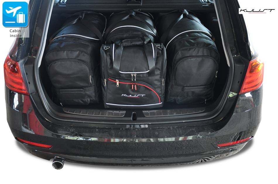 ma gefertigtes reisetaschen set f r bmw 3 touring f31. Black Bedroom Furniture Sets. Home Design Ideas