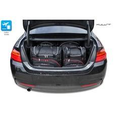 Kjust Reisetaschen Set für BMW 4 F32 Coupe