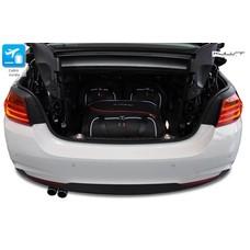 Kjust Reisetaschen Set für BMW 4 F33 Cabrio