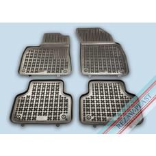 Rezaw Plast Gummi Fußmatten für Audi Q7 II