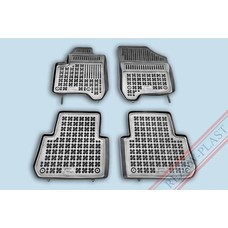 Rezaw Plast Gummi Fußmatten für Citroen C3 Picasso