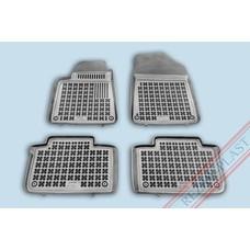 Rezaw Plast Gummi Fußmatten für Citroen C6