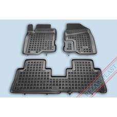 Rezaw Plast Gummi Fußmatten für Opel Antara / Chevrolet Captiva