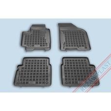 Rezaw Plast Gummi Fußmatten für Chevrolet Aveo