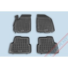 Rezaw Plast Gummi Fußmatten für Chevrolet Aveo IV