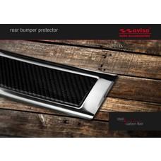 Avisa Carbon Ladekantenschutzleiste für Mercedes GLC