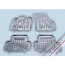 Rezaw Plast Gummi Fußmatten für Audi Q2