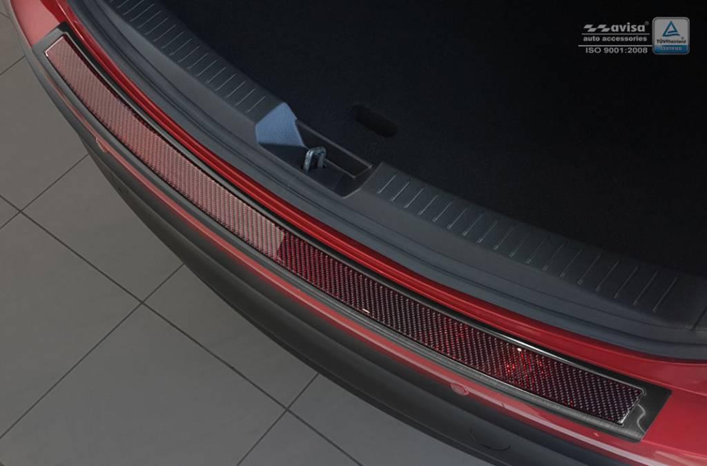 Carbon Ladekantenschutzleiste für Mazda CX5  Maluchat