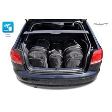 Kjust Reisetaschen Set für Audi A3 8P