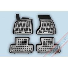Rezaw Plast Gummi Fußmatten für Audi Q5 II
