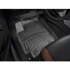 Weathertecheurope Gummi Fußmatten Floor Liner für Toyota Rav4 IV Hybrid