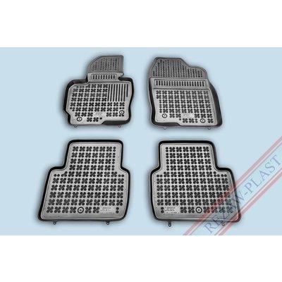 Rezaw Plast Gummi Fußmatten für Mazda CX-5 - II