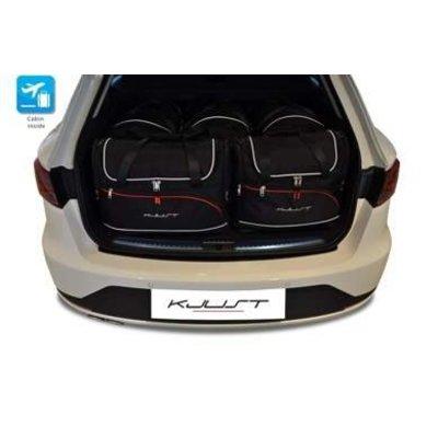 Kjust Reisetaschen Set für Seat Leon ST III Cabin Bag