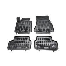Rezaw Plast Gummi Fußmatten für BMW 5 G30