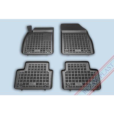 Rezaw Plast Gummi Fußmatten für Opel Grandland X