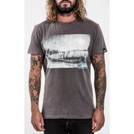 Mystic Mystic Higher Tee Grey