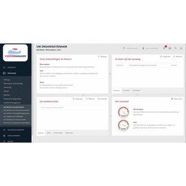 ISO 9001 software met ISO 9001 documentatie 11-25 gebruikers
