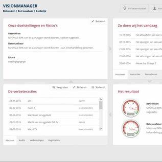 ISO 9001 update 2015 inclusief software 4-10 gebruikers