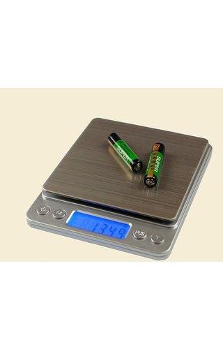 Just Compare Digitale precisie weegschaal 3000g x 0.1 gram