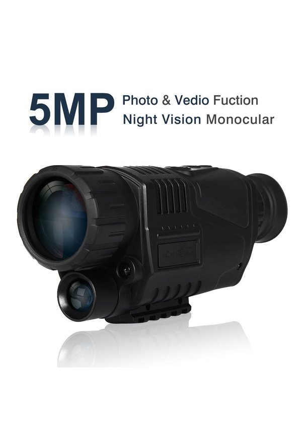 Nachtkijker 200 meter 5.0MP - 1.44 LCD