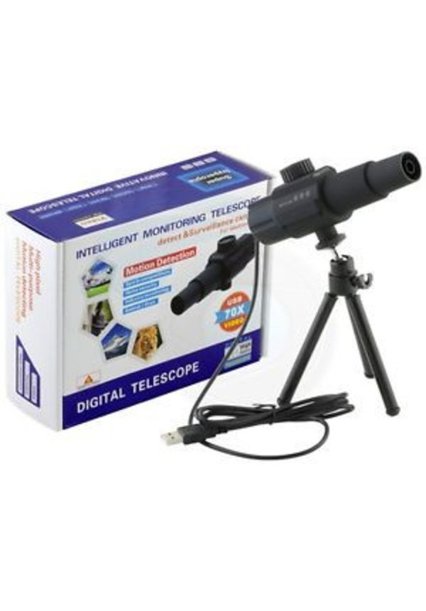 Digitale USB Telescoop Camera 2MP - 70x ZOOM – Digital Telescope