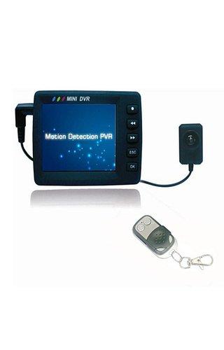 JustCompare Button knoop camera met digitale videorecorder en afstandsbediening