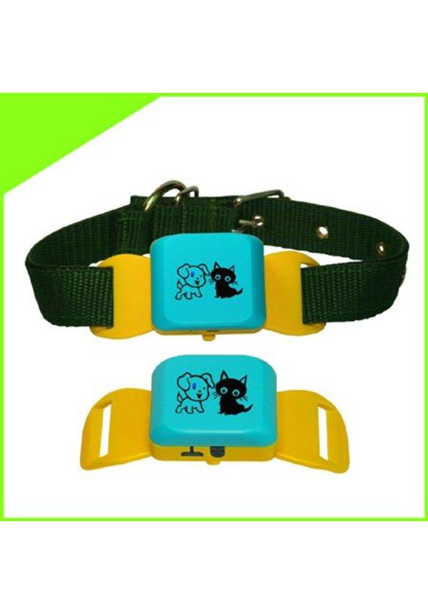 GPS Tracker systeem voor uw hond of kat