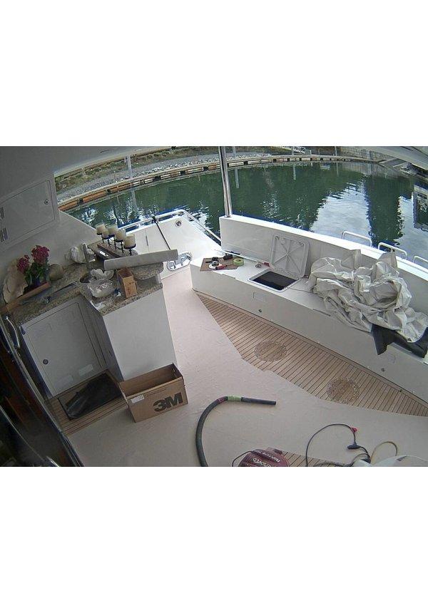 YubiX Bewakingscamera systeem compleet 4 WIFI Camera's